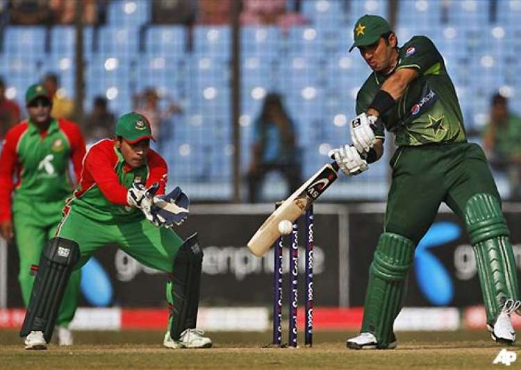 pakistan make clean sweep beat bangladesh in last odi- India Tv