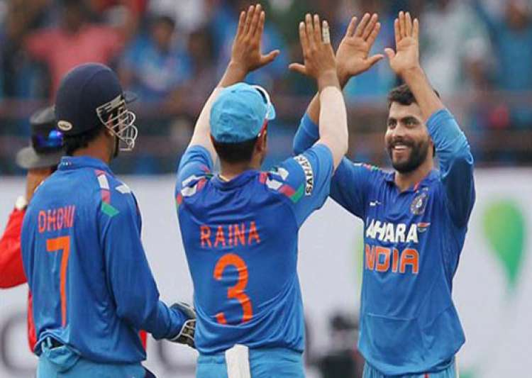 ravindra jadeja the highest wicket taker in odi in 2013- India Tv