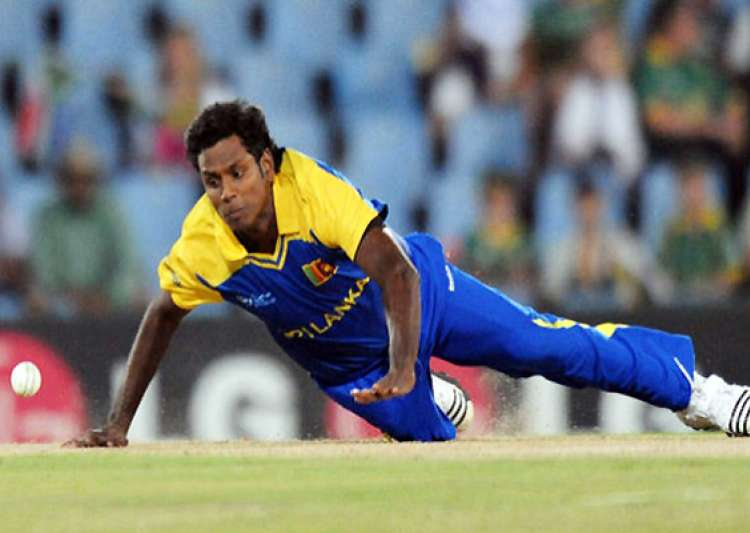 sri lanka s angelo mathews ruled out of asia cup- India Tv
