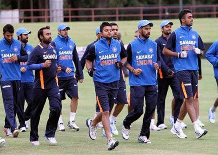 team india s tour of south africa is on- India Tv