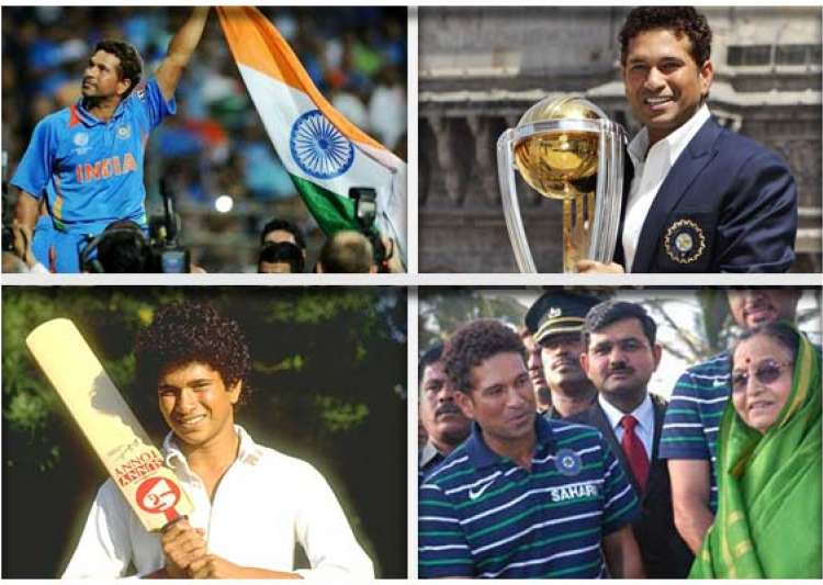 tendulkar s journey from a cricketer to a parliamentarian- India Tv