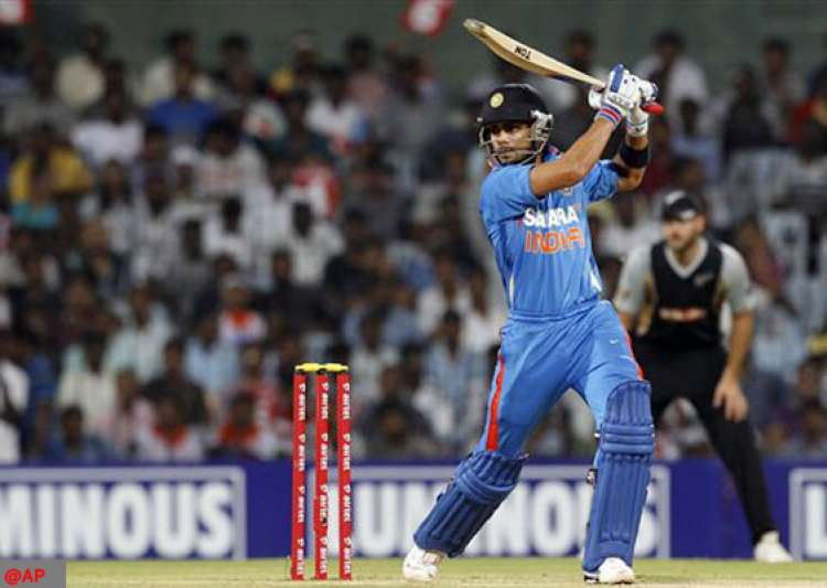 virat kohli bags icc odi cricketer of the year award- India Tv