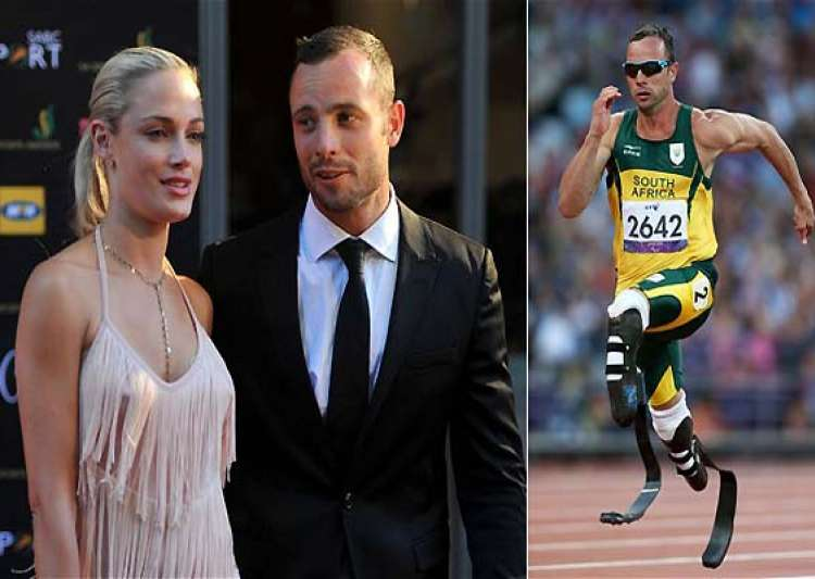 blade runner pistorius shoots girlfriend dead- India Tv