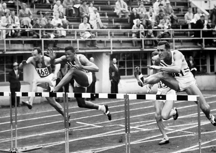 first black olympic decathlon winner milt campbell dies- India Tv
