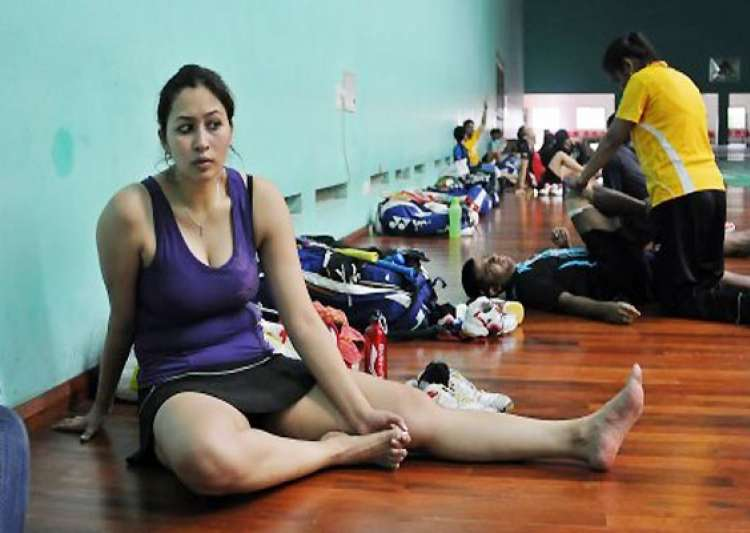 jwala gutta the hot woman of indian badminton league- India Tv