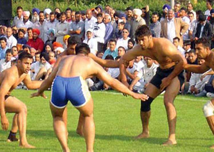 kabaddi world cup in bathinda- India Tv
