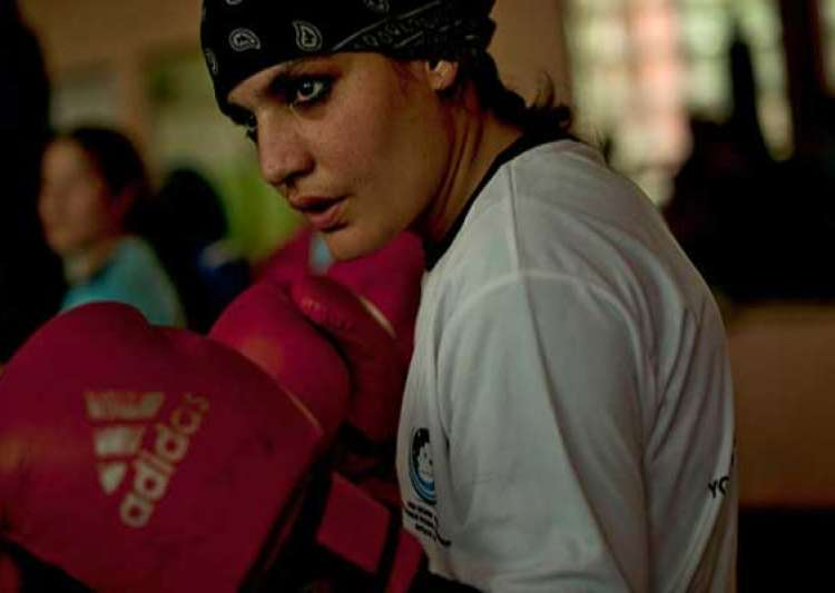 know sadaf rahimi first afghan female boxer to be invited- India Tv