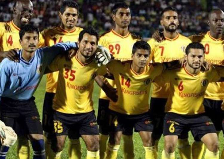 federation cup east bengal book semi final spot- India Tv