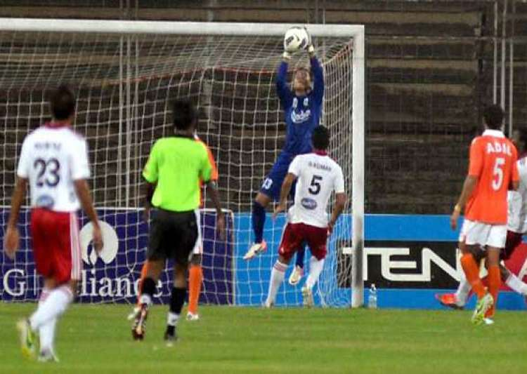 pune fc beats sporting clube de goa 2 1- India Tv