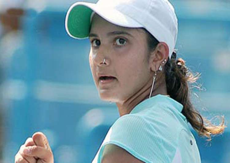 i hope to improve upon my current rankings sania mirza- India Tv