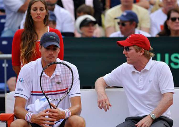us reaches end of davis cup road in loss to spain- India Tv