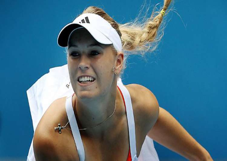 wozniacki advances bartoli upset at kremlin cup- India Tv