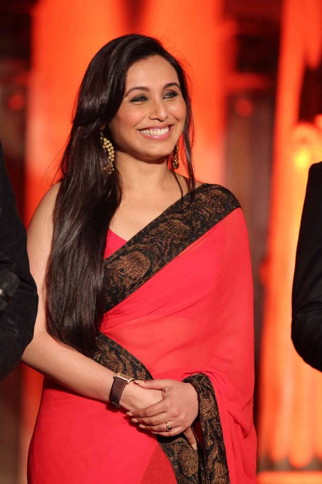 Rani Mukherji is the first actor ever to win both the best actress and best supporting actress trophies in a single year 2005 at the Filmfare. She had won the awards for Kunal Kohli's 'Hum Tum' and Mani Ratnam's 'Yuva' respectively.