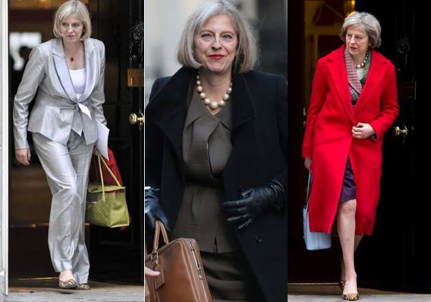 The coat collection of this lady is flamboyant. Being in the line of politics she goes formal and carried it in a nice way.