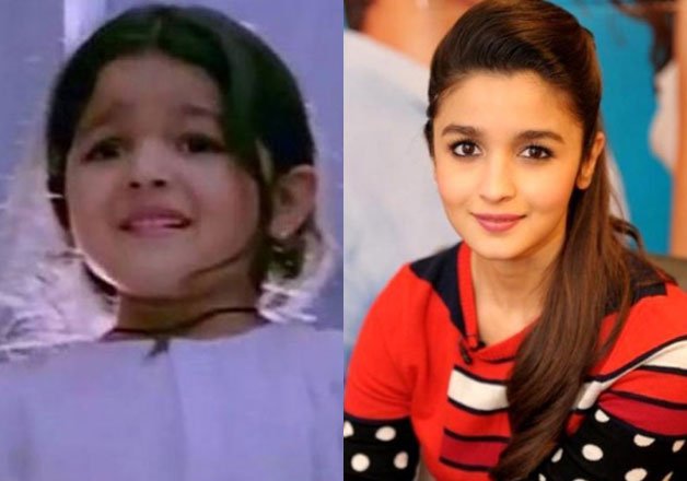 Alia Bhatt – How can we miss out to put our bubbly actress Alia Bhatt in this list. Alia looked no less than a doll when she played younger Preity Zinta in 'Sangharsh'. He scared looks in the movie did leave an impact on the audience. And now she is captivating the audience with her beauty and acting skills.