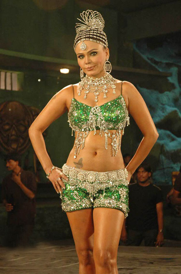 Rakhi's first item song came in 2000 release 'Joru Ka Ghulam', in which she was seen shaking leg opposite dancing star Govinda.