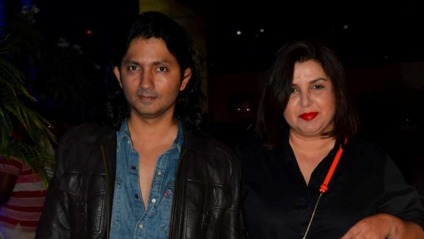 An FIR was also filed against Farah Khan's husband, Shirish by Uttar Pradesh police. Following which, he posted an apology note on his microblogging site Twitter, which read as, ''I unconditionally apologise. I never meant to hurt anyone's feeling or sentiment.