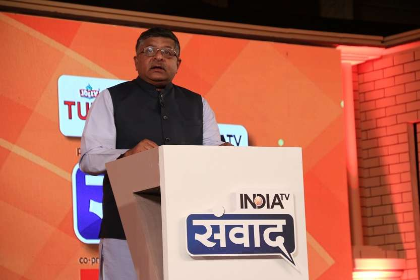 Triple Talaq has been abolished in 20 countries: Ravishankar Prasad, BJP leader