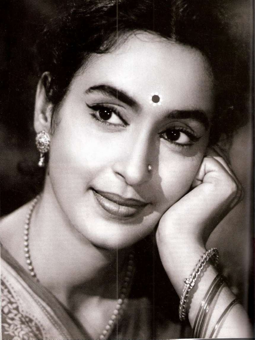 Nutan was always known for playing uncoventional roles. M.L. Dhawan from The Tribune wrote,