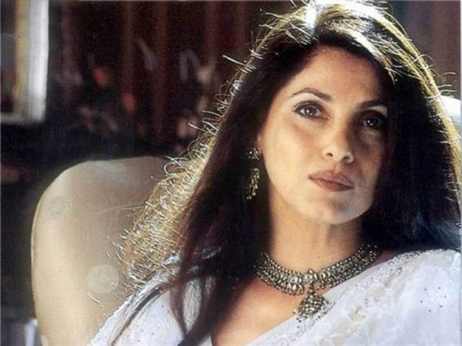 When Kapadia made her comeback, she was constantly compared to her bobby days.