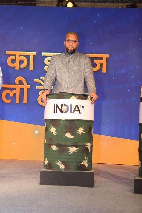 Owaisi questions government over Doklam standoff, calls for making neighbours back its stand. China constructing rail network in Nepal, giving submarine to Bangladesh