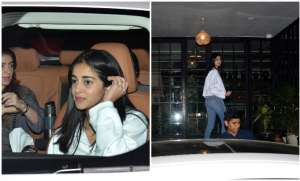 Ananya Panday is B-town's hot favourite. With two big films