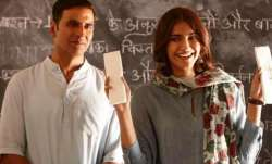 PadMan box-office collection day 9
