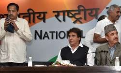Raj Babbar resigns from UP Congress chief post, party may