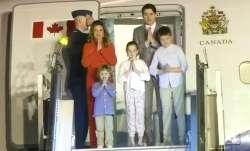 Canadian PM Justin Trudeau begins week-long India visit