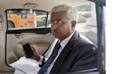 Delhi Chief Secretary Anshu Prakash exits after meeting Lt