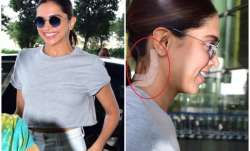 Did Deepika Padukone injure her neck while working out? See