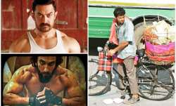 Bollywood celebs and their amazing body transformations.