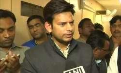 AAP MLA Prakash Jarwal