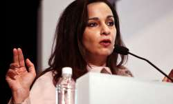 File pic of Sherry Rehman