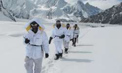 Representational pic - 163 Army personnel died in Siachen