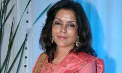 File photo of veteran Bollywood actor Zeenat Aman.