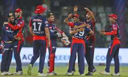 Wooden spooners Delhi Daredevils knocked defending