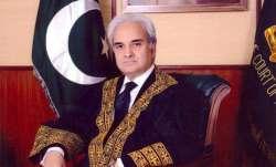 Pakistan's former Chief Justice Nasir Ul Mulk
