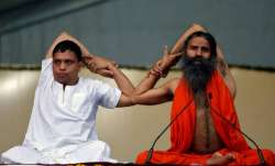 Man arrested for posting morphed image of Ramdev in