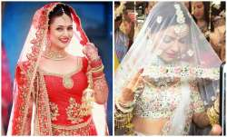 Rubina Dilaik recently got hitched to her boyfriend Abhinav