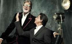 Amitabh Bachchan, Shah Rukh Khan