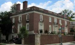 Embassy of Afghanistan, Washington D.C.