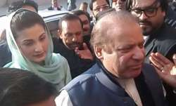 Pakistan: Sharif, his daughter to remain in jail until