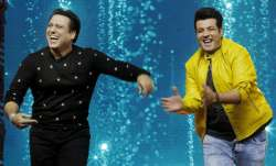 Bollywood's dancing idol Govinda graced the stage of the