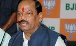 Raghubar Das,Jharkhand CM