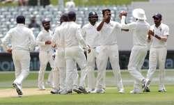 Live Cricket Score, India vs Australia, 1st Test, Day 4