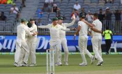 Australia were on course for a series-levelling win in the