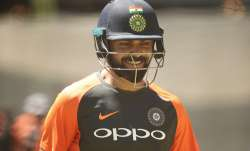 Virat Kohli said Team India is relishing the challenge of