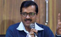 Aam Aadmi Party chief Arvind Kejriwal