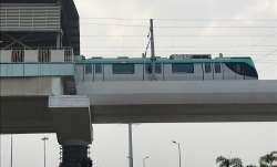 Noida Metro's Aqua Line
